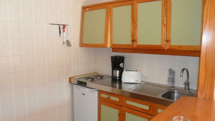 Cocina Apartamentos Carlota Puerto Rico