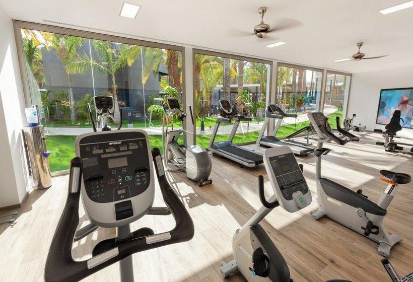 Terraza Hotel Riu Palace Oasis - All Inclusive Maspalomas