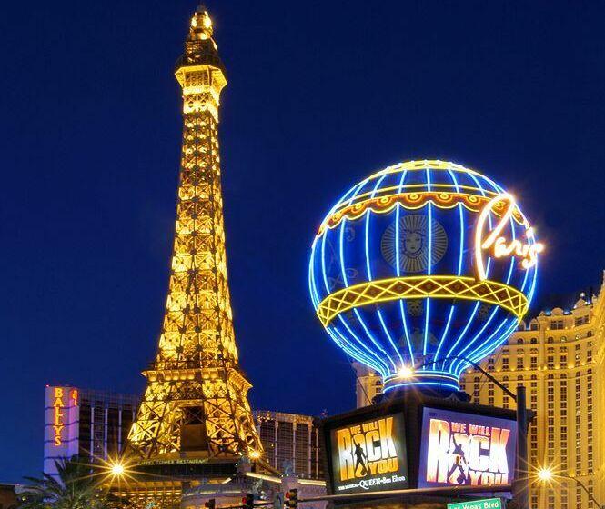 Hotel paris las vegas en las vegas desde 27 destinia - Hotel las gaunas en logrono ...