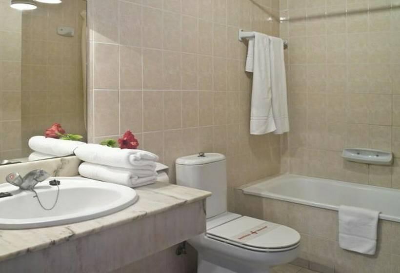 Cuarto de baño Blue Sea Apartamentos Callao Garden Callao Salvaje