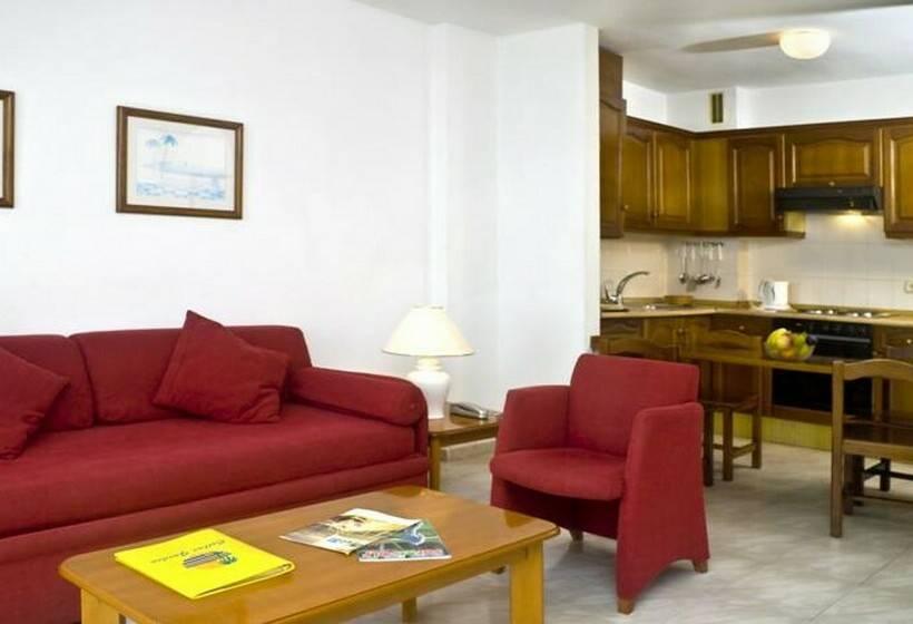 Habitación Blue Sea Apartamentos Callao Garden Callao Salvaje