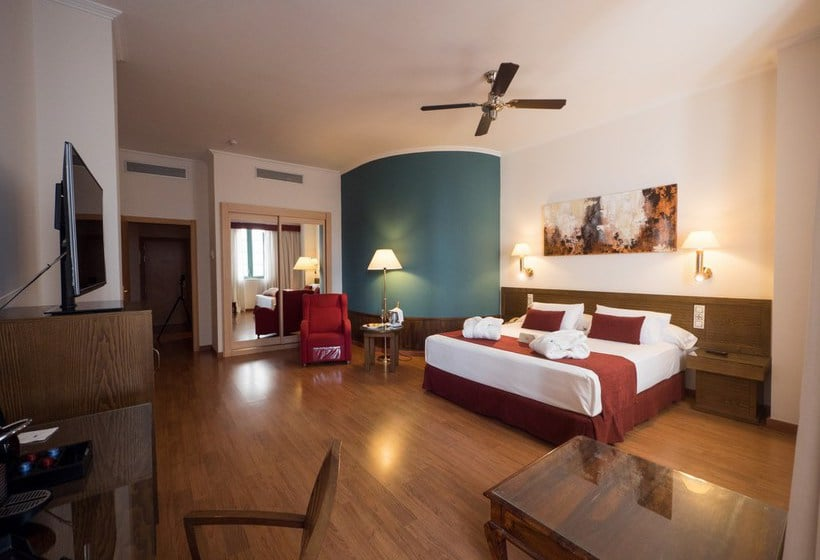 Habitación Senator Cádiz Spa Hotel