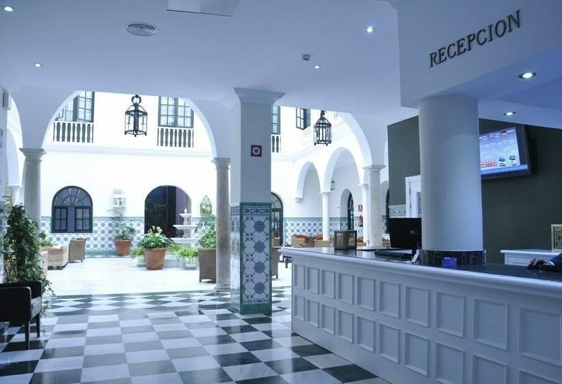 Recepción Senator Cádiz Spa Hotel