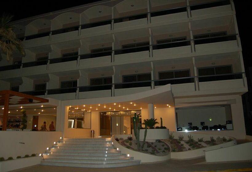 hotel lomeniz rodas