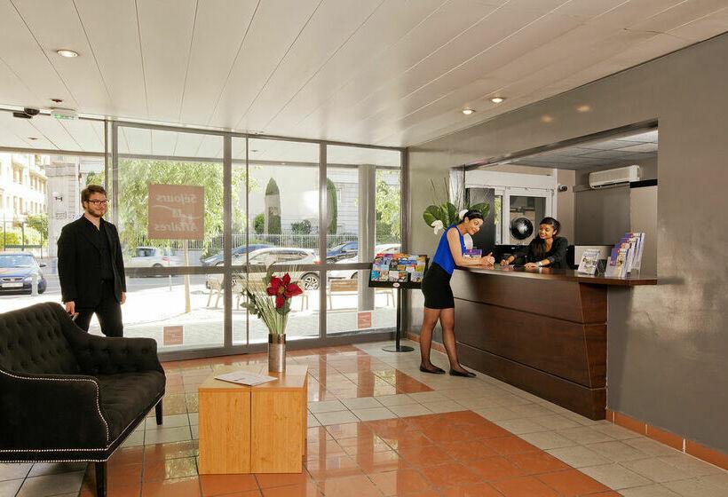 hotel s jours affaires mirabeau aix en provence en aix. Black Bedroom Furniture Sets. Home Design Ideas