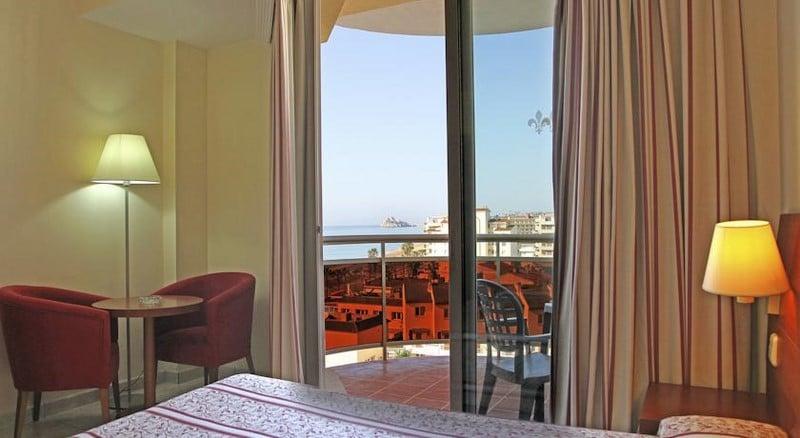 Habitación Hotel Peñíscola Plaza Suites