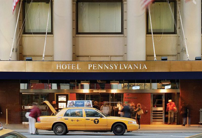 New York's Hotel Pennsylvania Nueva York