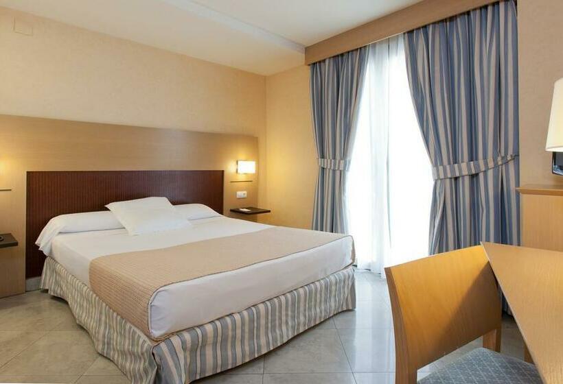 Habitación Hotel Gravina Cinco Alicante