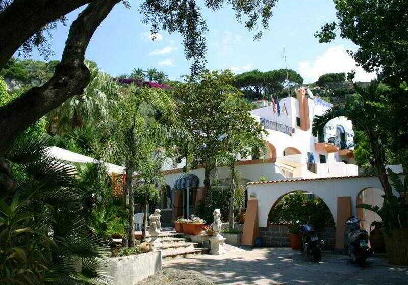 Hotel Villa Al Parco, Forio d'Ischia: le migliori offerte ...