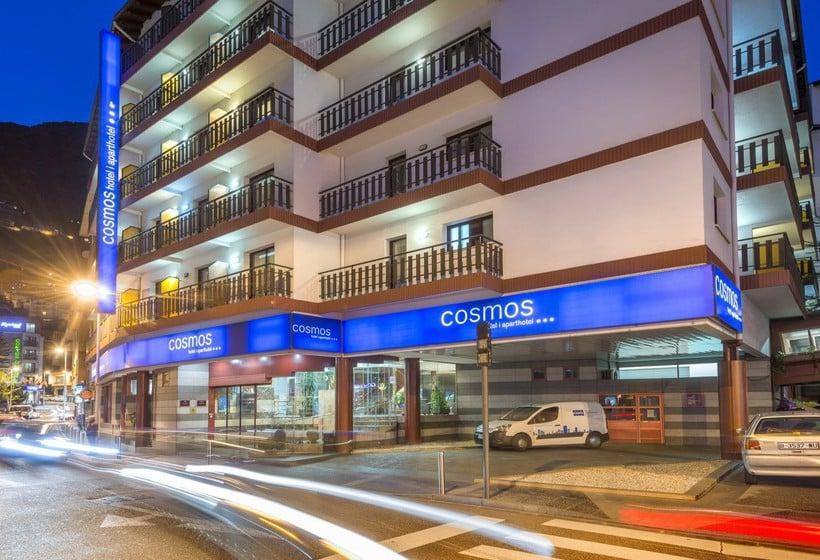 Exterior Hotel & Apartahotel SERHS Cosmos Les Escaldes-Engordany