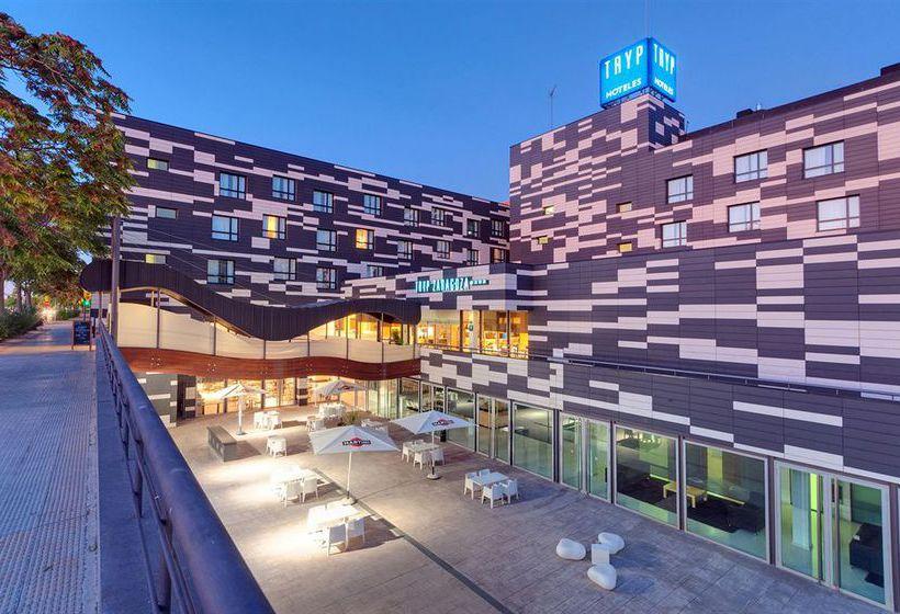 Hotel tryp zaragoza en zaragoza desde 25 destinia for Hoteles para ninos en zaragoza