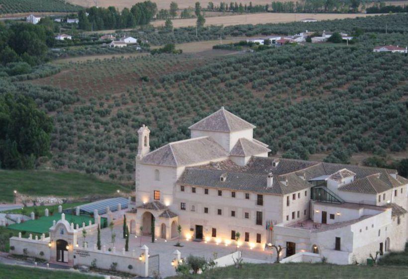hotel convento la magdalena en antequera destinia