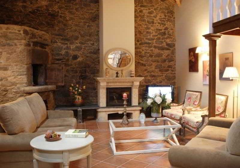 Turismo rural A Casa Da Torre Branca Santiago de Compostela