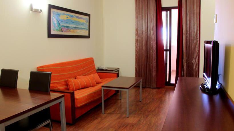 Habitación Ohtels Aparthotel  Mazagón