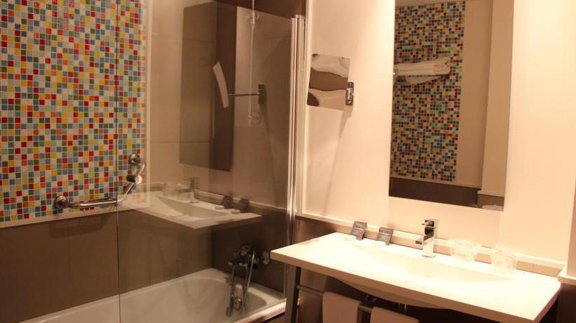 Cuarto de baño Ohtels Aparthotel  Mazagón