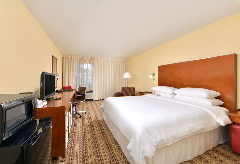 Four Points By Sheraton Oklahoma City Airport Hotel