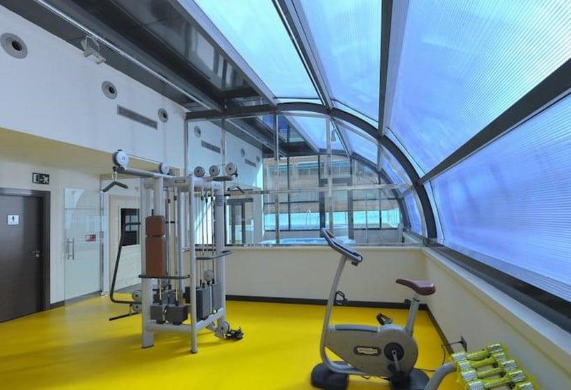 Instalaciones deportivas Hotel Abba Granada