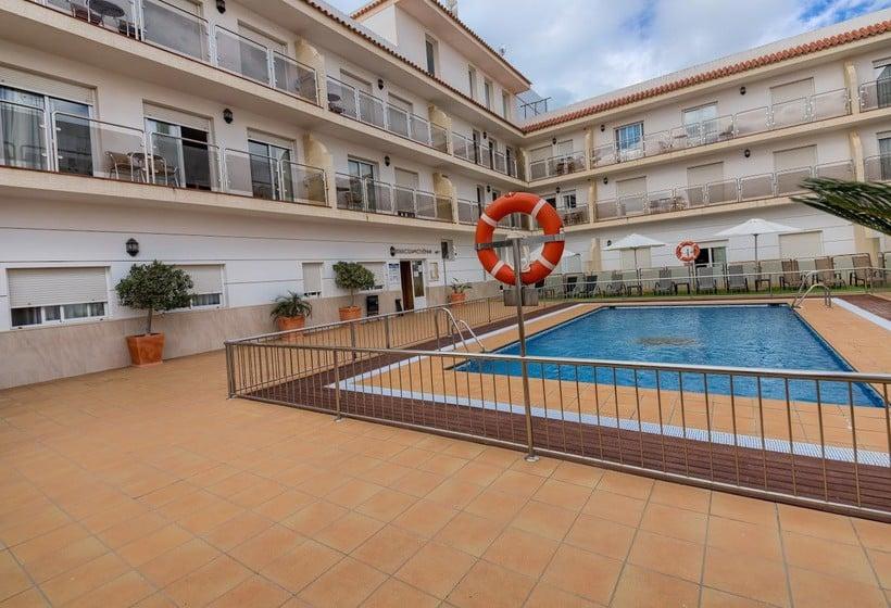 Piscina Loto Conil Hotel Apartamentos Conil de la Frontera