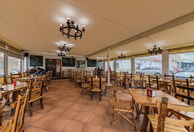 Restaurante Loto Conil Hotel Apartamentos Conil de la Frontera