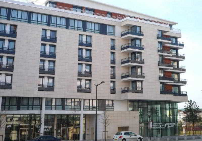 Appart hotel bois colombes for Residhome appart hotel