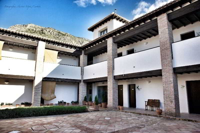 Hotel rural balneario de z jar en z jar destinia - Banos de zujar ...