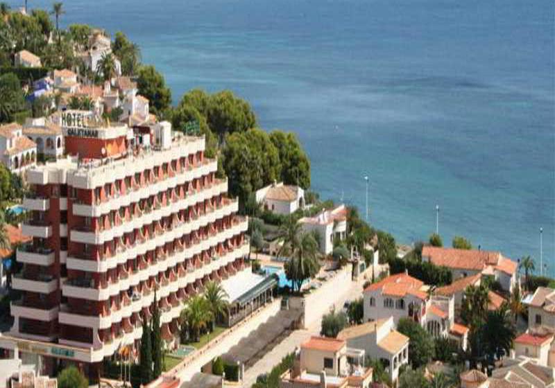 resort ar galetamar hotel apartamentos en calpe destinia