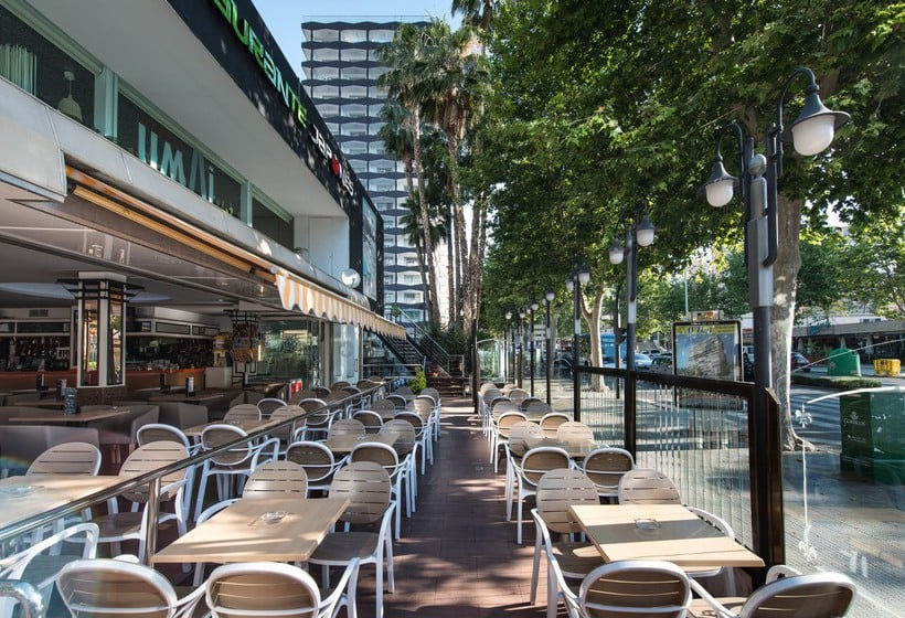 Cafetería Apartamentos Torre Belroy Benidorm