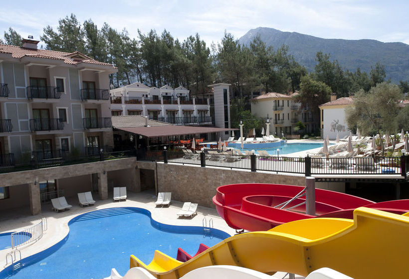 Pine Valley Hotel Oludeniz, Hisaronu: the best offers with ...