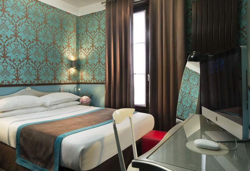 Hotel design de la sorbonne en par s destinia for Hotel sorbonne paris