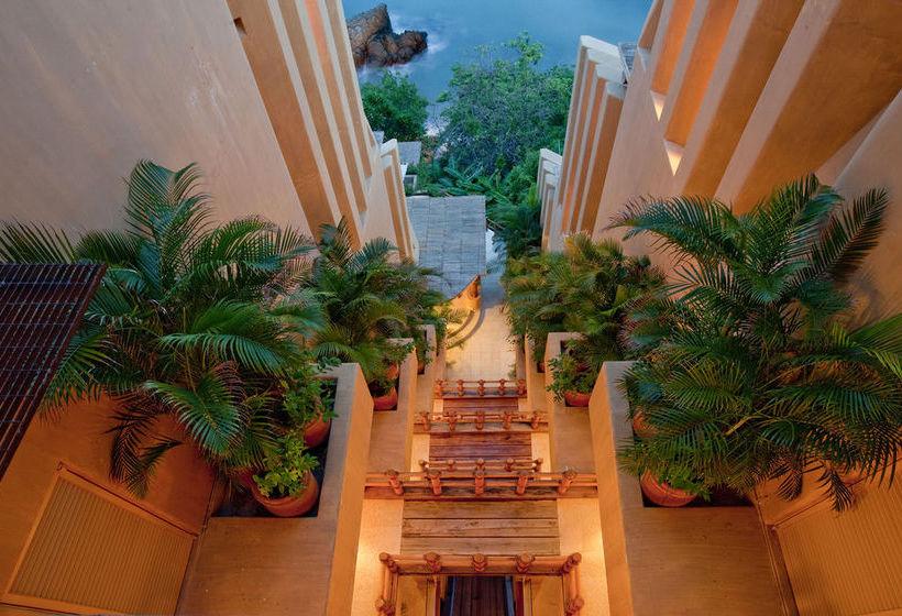 Hotel Capella Ixtapa Resort Spa En Ixtapa Destinia