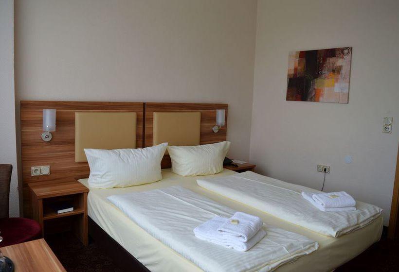 Tannhäuser Hotel Rennsteigblick Friedrichroda