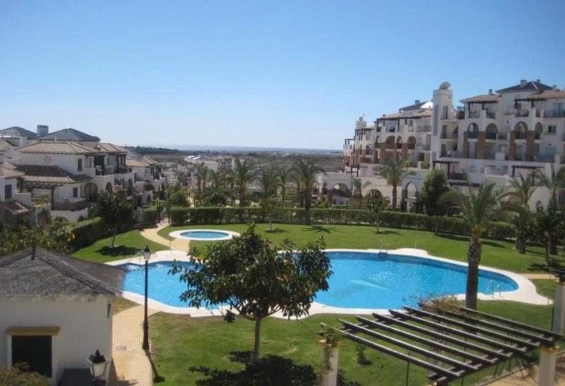 Apartamentos be free thalassa vera en vera destinia for Hoteles en vera almeria