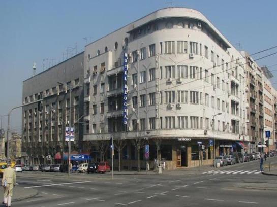 Hotel beograd belgrado las mejores ofertas con destinia for Hotel belgrado