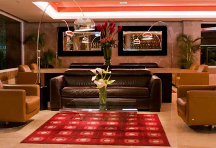 Zonas comunes Hotel InterContinental Maracaibo