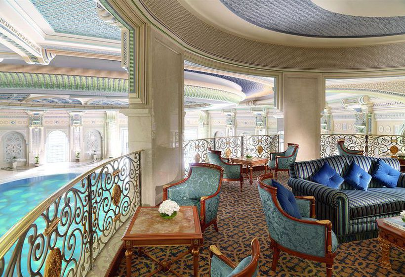 Hotel the ritz carlton riyadh en riad desde 144 destinia - Hotels in riyadh with swimming pools ...