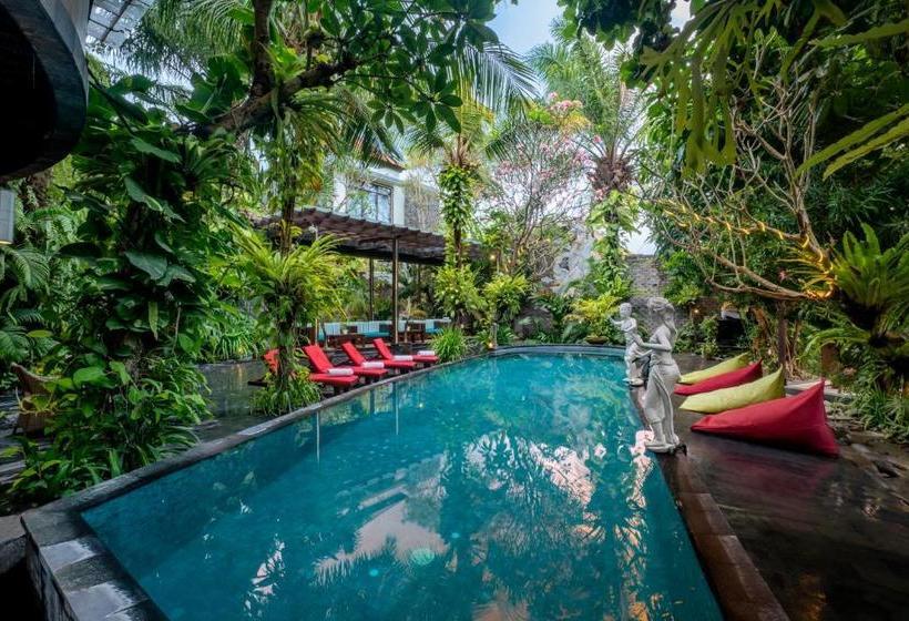Hotel The Bali Dream Villa Resort Echo Beach Canggu In Canggu Starting At 11 Destinia