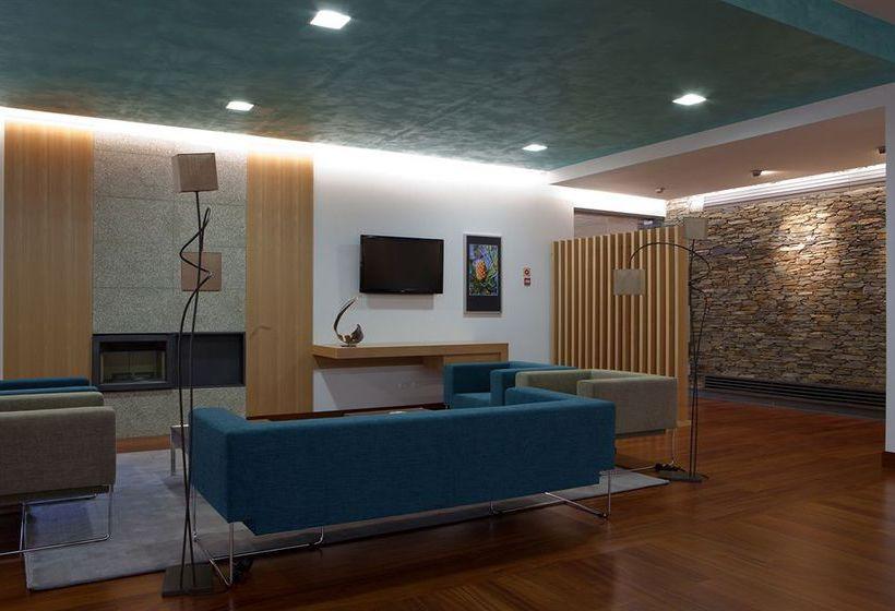 Hotel santa margarida en oleiros desde 27 destinia for Gimnasio oleiros