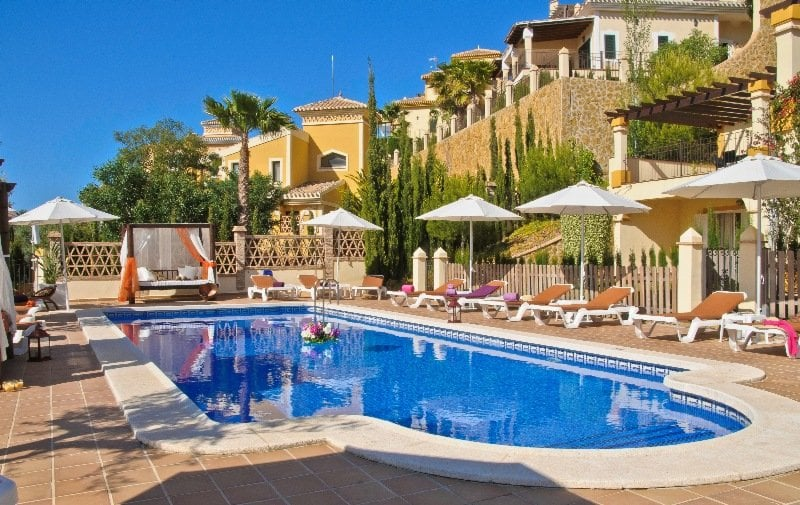 Montemares Golf Luxury Apartments La Manga del Mar Menor