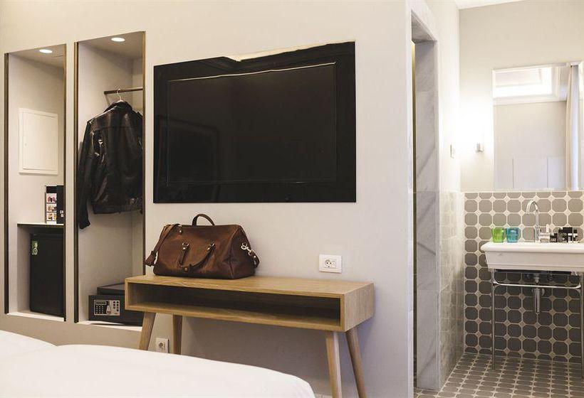 Hotel one shot recoletos 04 en madrid destinia - One shot hotels madrid ...