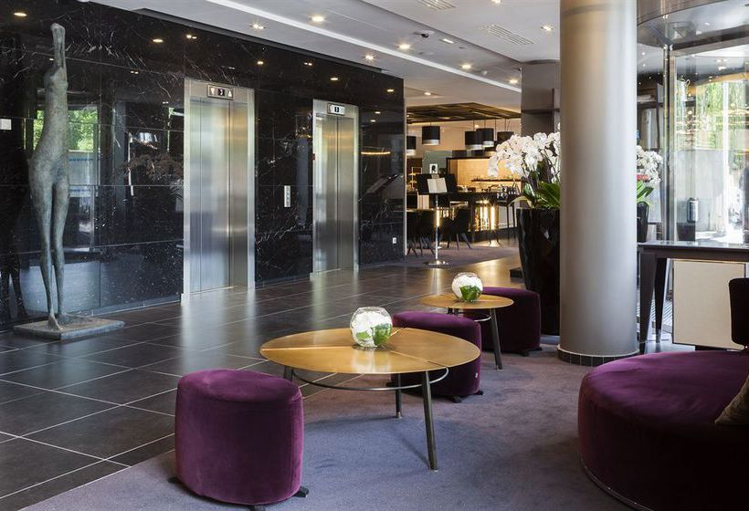 Hotel ac paris porte maillot by marriott en par s destinia for Hotel paris porte maillot