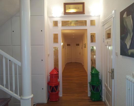 Kolfhamm Hotel St Peter Ording