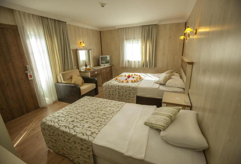 Hotel armas belek en belek desde 28 destinia for Hotel pistolas