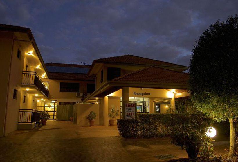 Pegasus Motor Inn And Serviced Apartments En Brisbane