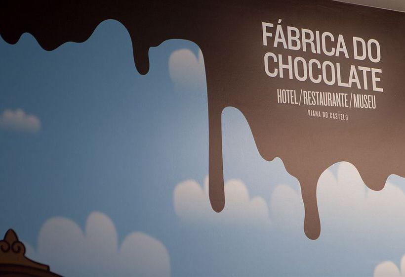 Hotel Fabrica do Chocolate Viana do Castelo