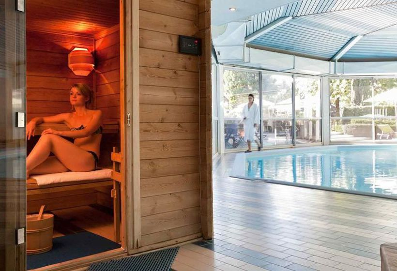 Hotel mercure aix les bains domaine de marlioz en aix les - Hotel aix les bains cauchemar en cuisine ...