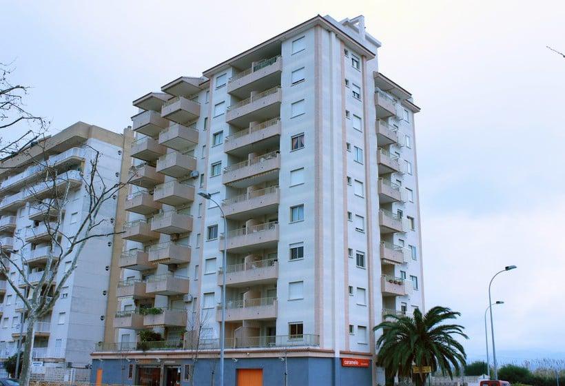 Apartamentos gandia playa 3000 en gand a destinia - Playa gandia apartamentos ...