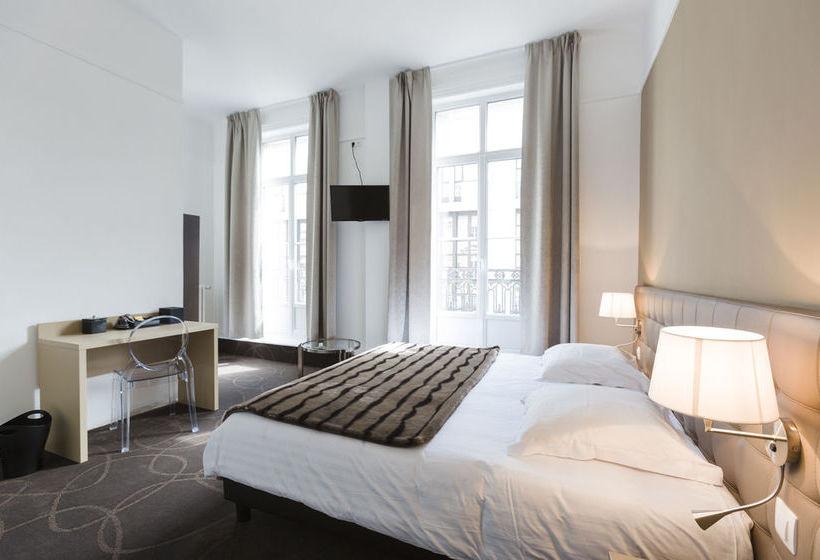 hotel le saint louis en amiens desde 37 destinia. Black Bedroom Furniture Sets. Home Design Ideas