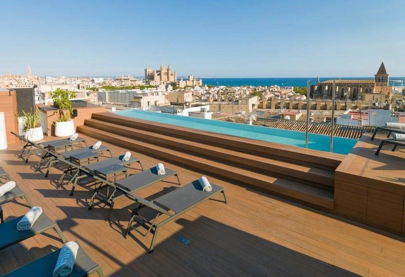 Piscina Hotel Nakar Palma de Mallorca