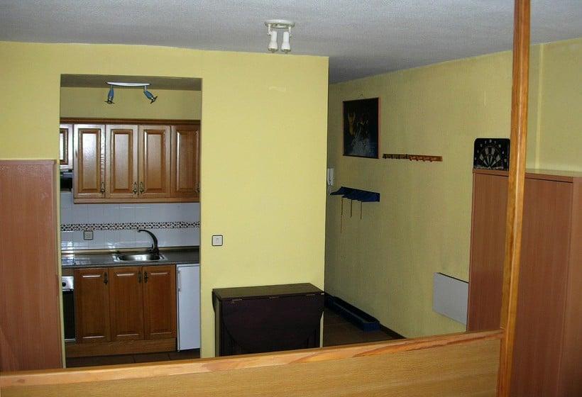 Apartamentos Sierra Nevada 3000 Zona Solynieve