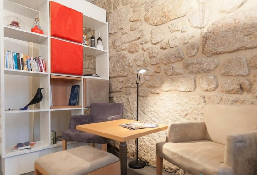 Zonas comunes Hotel Inpatio Guest House Oporto